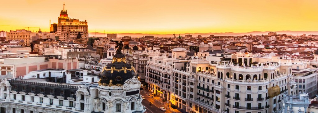 RV 2016 in Madrid, Spain, September 23-30